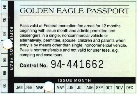 The Golden Eagle Pass